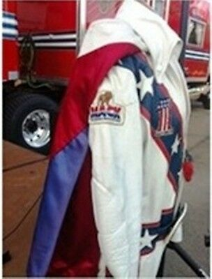 EVEL KNIEVEL LUCKY Mack Trucks Embroidered Patch.