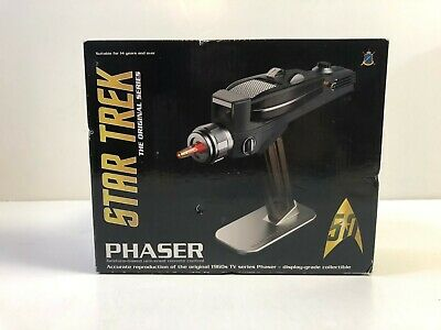 Star Trek The Original Series Phaser Universal Remote Control - The Wand Company