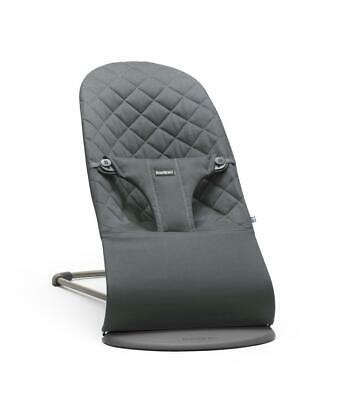 Baby Bjorn Bouncer Bliss (Anthracite) (BabyBjorn) Free Shipping!