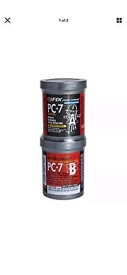 PC Products 167779 PC-7 Two-Part Heavy Duty Multipurpose Epoxy Adhesive Paste, 1