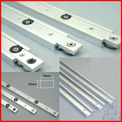 Aluminium Alloy T-tracks Slot Miter Track And Miter Bar Slider Table Saw Miter