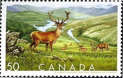 Canada   # 2106   KILLARNEY  NATIONAL PARK IRELAND  New Bright 2005 Pristine Gum