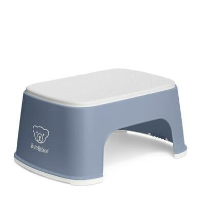 Baby Bjorn Step Stool for Toilet Training (Deep Blue) (BabyBjorn) Free Shipping!