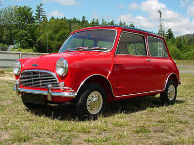 1965 Mk1 Mini Cooper 'S' ** Mk1 Mk2 Mk3 Mini Cooper & Cooper S All Required **
