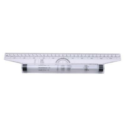 Student Supplie Protractor Ruler Office Stuff Hand Tools Homeamp Living Ruler LL