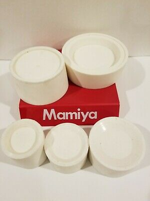 Mamiya LENS GLASS ELEMENTS RUBBER OPENER (for repair / replacement)