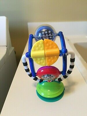 Sassy Suction Baby Toy Ferris Wheel Suction Cup High Chair Toy
