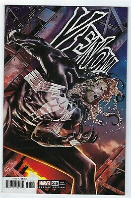 Venom # 25 Checchetto Variant Oversized Issue NM Marvel Pre Sale Ships May 27th