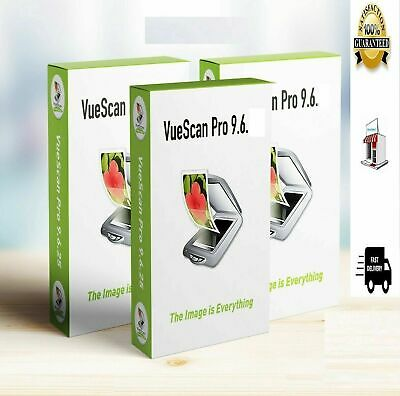 VueScan Pro 9.6.47 Latest Version portable Fast Delivery