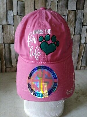 Simply Southern Living The Fur Life Hat
