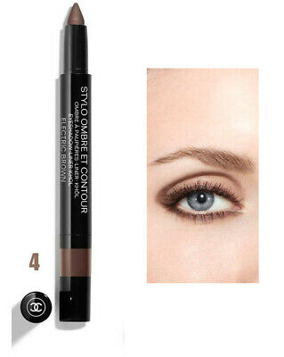 Chanel Ombretto Stylo Ombre Et Contour 04 Electric Brown