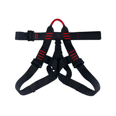 Harness Seat Belts Sitting Safety Outdoor Rock Crag Climbing Rappelling Tool