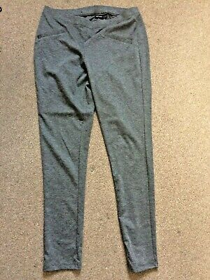 Esmara Leggings Grey Size XL 22//24 EUR 48//50  Cotton New In Pack