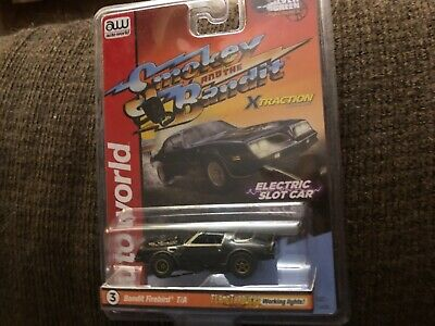 Auto World Smokey and the Bandit X-traction Flamethrower  Brand New