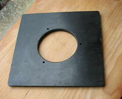 pattern Devere Devon etc Monorail  Lens board 63.8mm hole