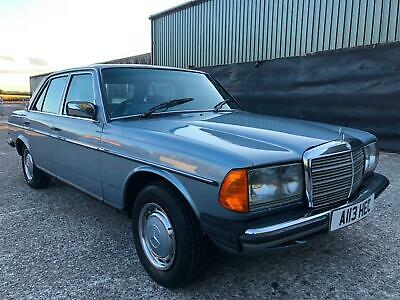 1984 Mercedes-Benz 230, W123, Automatic, Low mileage, **A beautiful car**