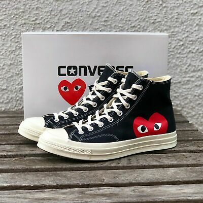 COMME DES GARCONS PLAY Chuck Taylor x CONVERSE Limited Edition