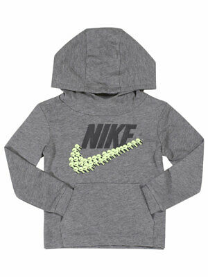NWT NIKE TODDLER BOYS PULLOVER HOODIE HOODY TEAM RED 86B215 723 THERMA FIT