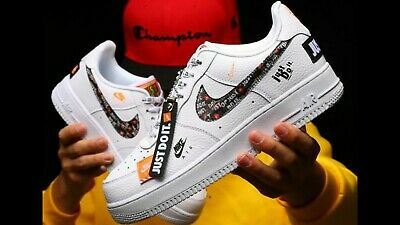NIKE AIR FORCE 1 Just Do it EUR 69,90 | PicClick IT