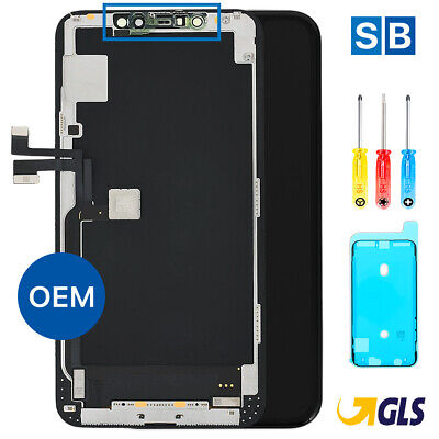 Display Lcd Touch Screen Per Apple Iphone X Schermo In-Cell