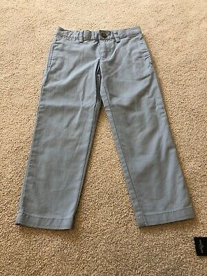 Boys Ralph Lauren Pale Blue Chinos Trousers Age 3