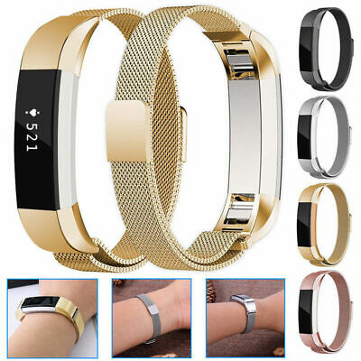For Fitbit Alta HR ACE Milanese Watch Band Sport Stainless Steel Strap Bracelet