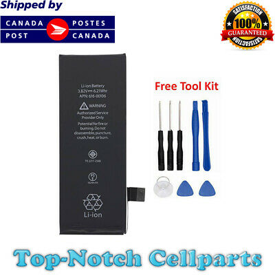 New 1624 mAh Replacement Battery + Tools for iPhone SE A1662 A1723 A1724