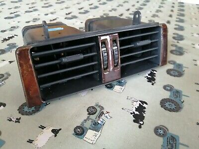 Range Rover P38 Autobiography Rear Air Vent Original Walnut