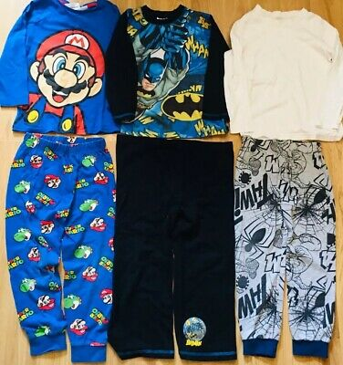 boys clothes 4-5 years bundle 💙