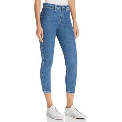 Womens NWT JOES Jeans The Charlie In Dollie High Rise Skinny Crop~Size 32