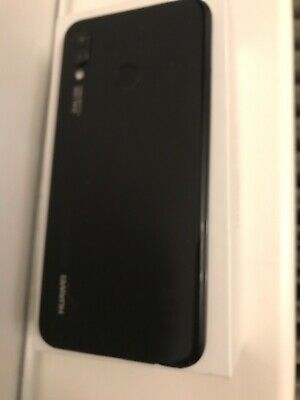 Huawei P20 lite - 64GB - Midnight Black (Vodafone) (Single Sim)