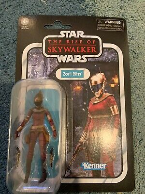 Star Wars The Rise Of Skywalker Vintage Collection Zorii Bliss Figure VC157