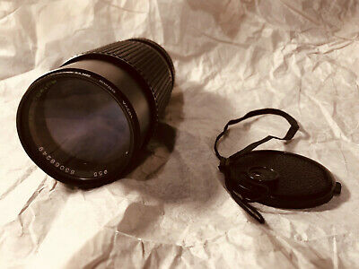 RMC Tokina 80-200mm f4 Lens for Canon Fd