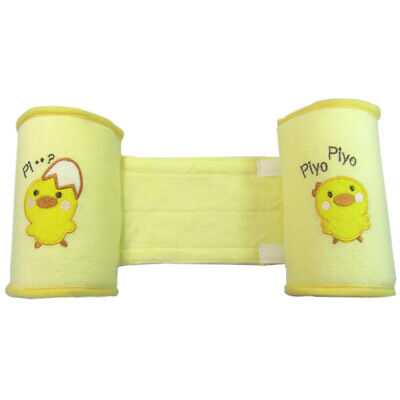 Safe Flat Head Sleep Adjustable Infants Anti Roll Toddler Home Baby Pillow