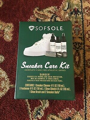 Sof Sole Complete Sneaker Care Kit New Unopened