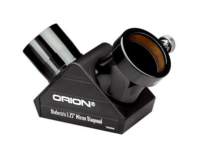 Orion 8880 1.25-Inch Dielectric Mirror Star Diagonal - NEW