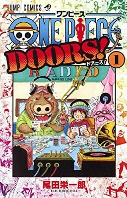 ONE PIECE DOORS! Vol.1 Jump Comics