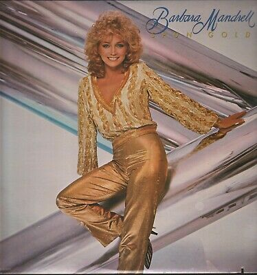 """Barbara Mandrell - Spun Gold - Factory Sealed 12"""" Lp New Old Store Stock"""