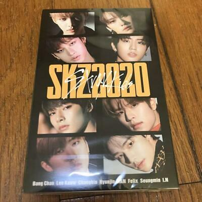 Stray Kids SKZ2020 CD cassette tape photocard phot card LTD edition