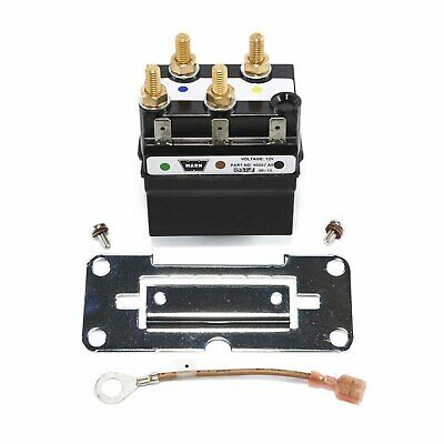 Warn Replacement Winch Contactor For Vantage 3000;3000-S;2000;2000-S #89564