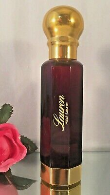Vintage LAUREN by Ralph Lauren Cologne Mist Perfume Spray 1.25 Fl. Oz ~ 25% full