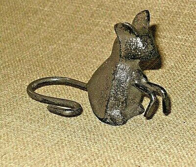 NEW~Life-Sized Hand-Crafted Cast Iron Mouse~Super Cute!