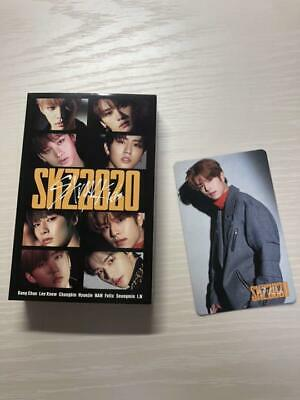 Stray Kids SKZ2020 CD cassette tape photocard phot card Seungmin