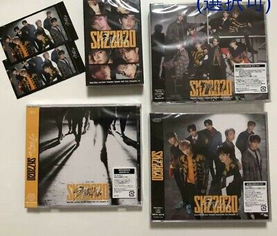 Stray Kids SKZ2020 CD DVD cassette tape 4 type set photocard photo card
