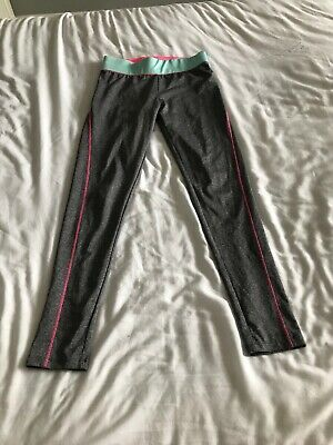 Girls Primark Lycra Bottoms Age 10 To 11 Excellent Condition Grab A Bargain
