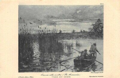CHASSE AUX CANARDS - Italie