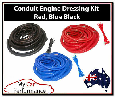 Ties Engine Dressing Conduit Kits Mixed Sizes Wire Tidy Pipe Hose Plastic