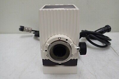 Carl Zeiss 44 80 16 HBO 100 W/2 Mercury Lamp Microscope Light Source Housing