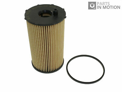 LAND ROVER DISCOVERY Mk3 2.7D Oil Filter 04 to 09 276DT Bosch 1311289 Quality
