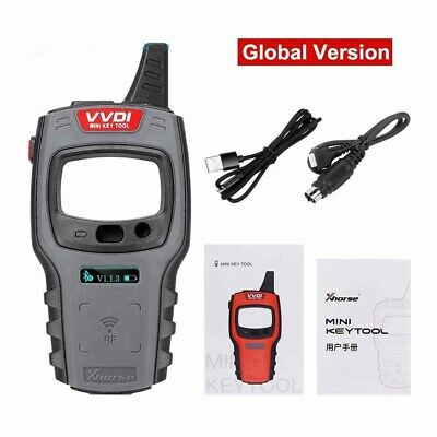 New Xhorse VVDI Mini Key Tool For Chip Cloning and Remote Key Copying Generation